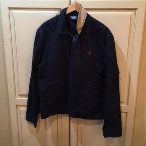 Vintage 90s polo ralph lauren Harrington jacket L